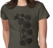Gerber Daisies  Womens Fitted T-Shirt