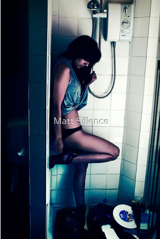 In the Shower by Matt Sillence