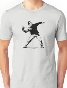 Shoe Thrower Unisex T-Shirt