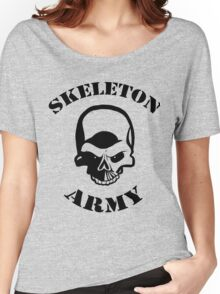 Skeleton Army Women's Relaxed Fit T-Shirt