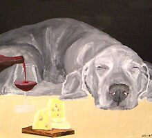 More Wine, Sir by Jim Lively