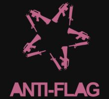 Anti-Flag Pink by lasarack