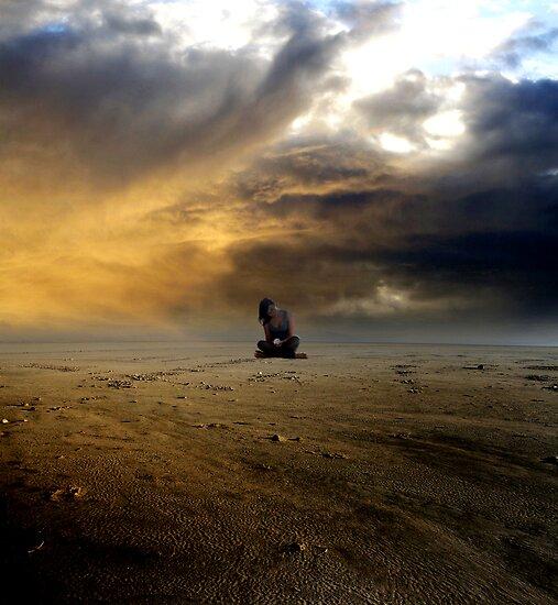 Desolate Hope by flightlessXbird