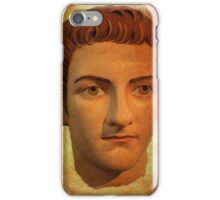 The Face of Caligula iPhone Case/Skin