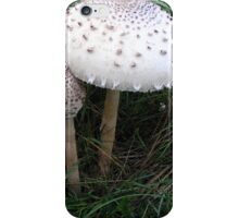 Mushroom child iPhone Case/Skin