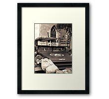 Tabitha still life Framed Print