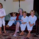 pictures with gran (my fathers mother) by catherine walker