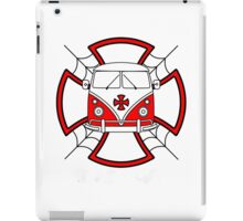 VW Spider web iPad Case/Skin