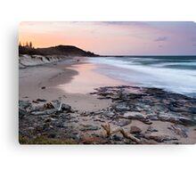 ballina beachfront Canvas Print
