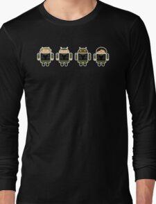 Droidarmy: Stargate SG-1 Long Sleeve T-Shirt