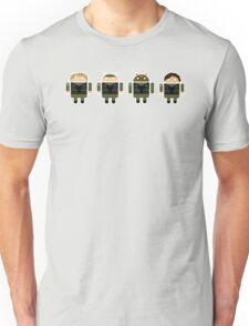 Droidarmy: Stargate SG-1 Unisex T-Shirt