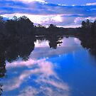 Nymboida Sunset by Penny Smith