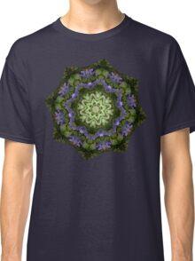 Lavender Sage Mandala Classic T-Shirt