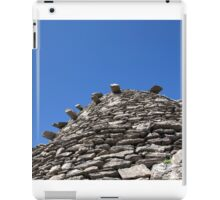 Skellig Islands Rep. Ireland. iPad Case/Skin