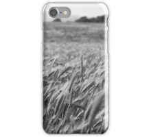 Wheat field iPhone Case/Skin