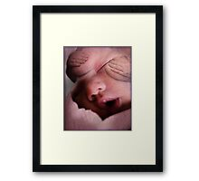 Hatched into this World Framed Print