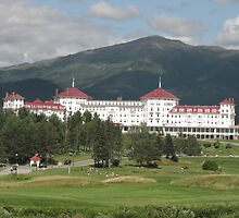 The Mount Washington Hotel by maxy