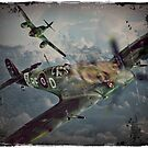 Dogfight Shoot Down by frogster