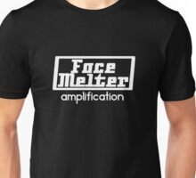Face Melter Amplification Unisex T-Shirt