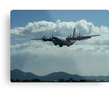 C130 Hercules - Australian International Airshow 2005 Metal Print