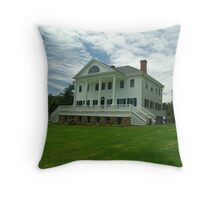 Uniacke House Throw Pillow