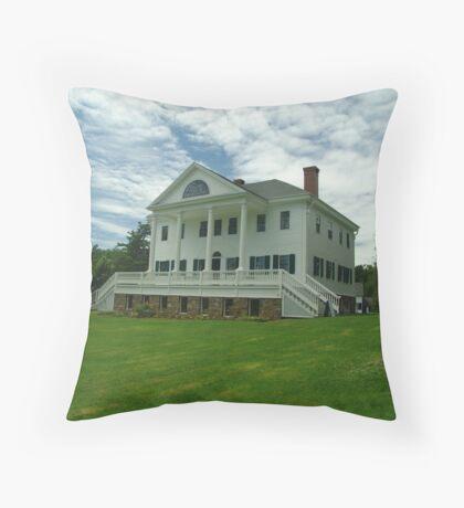 Uniacke House Throw Pillow