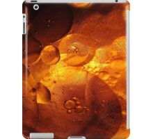 Oil buttons iPad Case/Skin