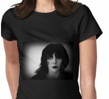 Portrait of the Artist as a Lie Womens Fitted T-Shirt