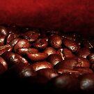 Coffee beans by Bluesrose