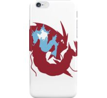 Pokemon At the Heart of Gyrados iPhone Case/Skin