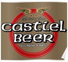 Brewhouse: Castiel Beer Poster