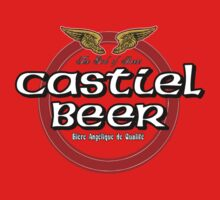 Brewhouse: Castiel Beer One Piece - Short Sleeve