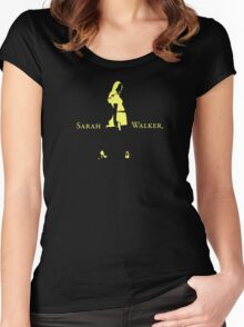 Brewhouse: Sarah Walker Women's Fitted Scoop T-Shirt