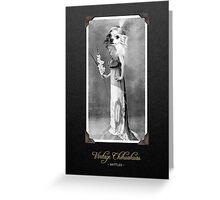 Chihuahua Skittles Greeting Card