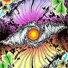 Tropical Waveset by Sarah ORourke