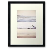 Gold Coast Queensland at sunrise Framed Print