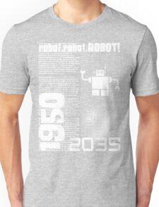 Random Robot Unisex T-Shirt