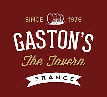 Disney Gaston's Tavern by dsmithonline