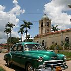 50's Chev by Gwilym