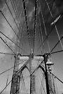 Brooklyn Bridge 2 by Paul Finnegan