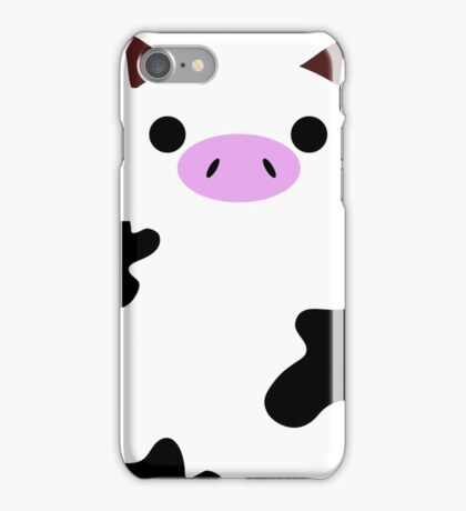Droidarmy: Who let the cows out? iPhone Case/Skin