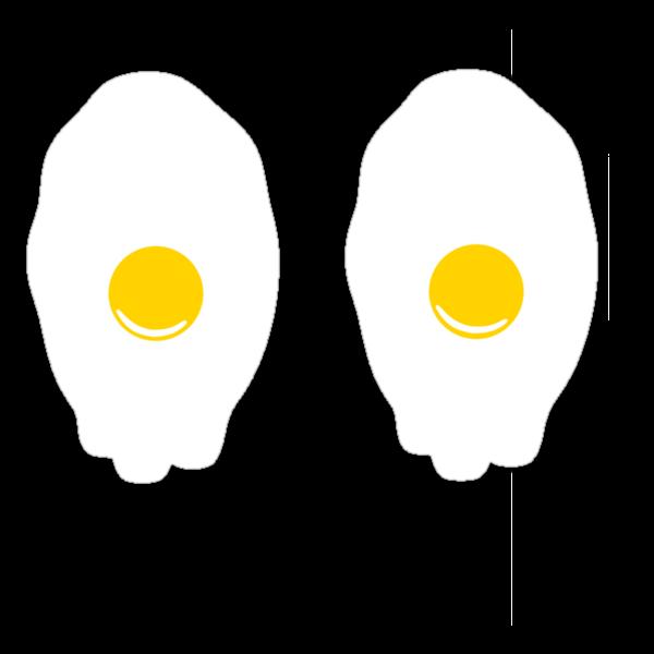 Fried Eggs by PrettyKitty