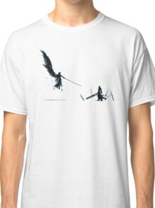 Cloud versus Sephiroth Classic T-Shirt