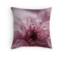 ~ the very winds whispered in soothing accents ~ Throw Pillow