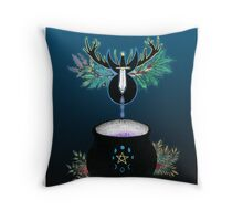 The Cauldron Born LE Throw Pillow