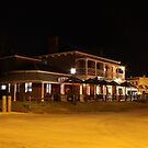 Bridge Hotel, Port of Echuca, Echuca, Victoria by Ian Williams