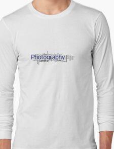 Photography T-Shirt Long Sleeve T-Shirt