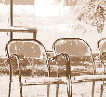 Empty Chairs © by Vicki Ferrari