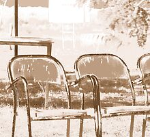 Empty Chairs © by Vicki Ferrari