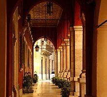 Verona Arcade by Sturmlechner